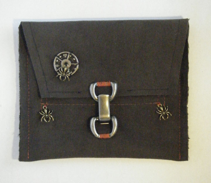 Spider Belt Bag